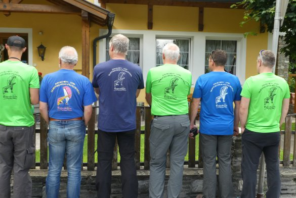 Vereinsausflug Bad Gastein Juni 2017
